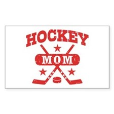 Hockey Mom Decal