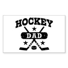 Hockey Dad Decal