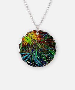 Fireworks Galore Necklace