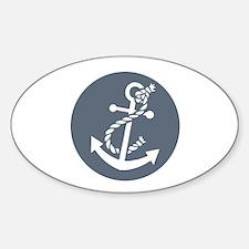Nautical Anchor Decal