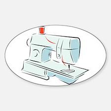sewing machine decals