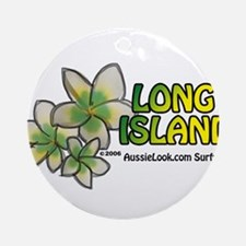 long.png Ornament (Round)
