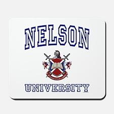 NELSON University Mousepad
