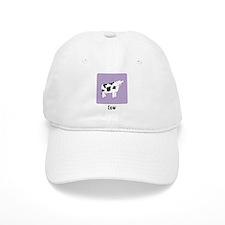 Cow Baseball Baseball Cap