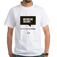 Never Be Silent T-Shirt