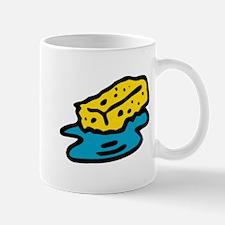 Water Sponge Mugs