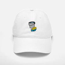 Bucket and Sponge Baseball Baseball Baseball Cap