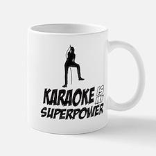 Karaoke is my Superpower Mug