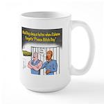 Prison Bitch Day Large Mug