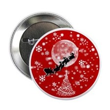 """Santa Claus is Coming to Town  2.25"""" Button"""