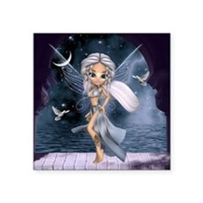 "Aphrodite ""Goddess of Love  Square Sticker 3"" x 3"""