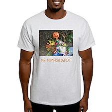 MR. PUMPKIN DEPOT HATS IT. T-Shirt