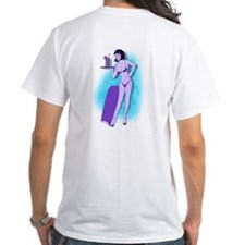 Purple Girl & Cocktail Shirt