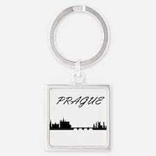 Prague Keychains