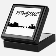 Prague Keepsake Box