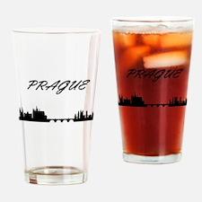 Prague Drinking Glass