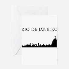 Rio De Janeiro Greeting Cards