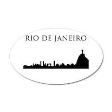 Rio De Janeiro Wall Decal