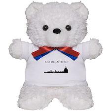 Rio De Janeiro Teddy Bear