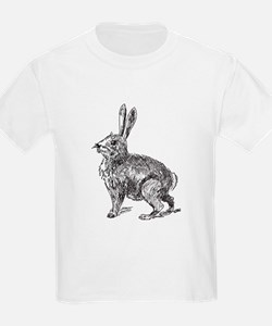 Hare Sketch T-Shirt