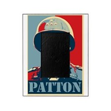 General Patton Picture Frame