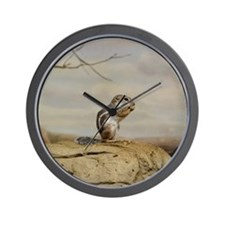 Gopher002 Wall Clock