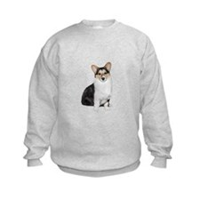 Welsh Corgi (tri) Sweatshirt