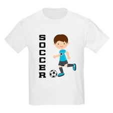 Soccer Sports Boy T-Shirt