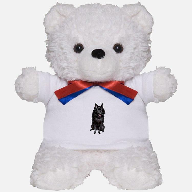 Schipperke (A) Teddy Bear