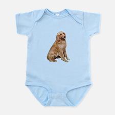 Golden Retr. (B1) Infant Bodysuit