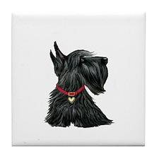 Scottish Terrier 1 Tile Coaster