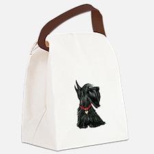 Scottish Terrier 1 Canvas Lunch Bag