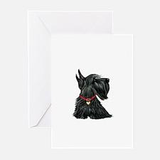 Scottish Terrier 1 Greeting Cards (Pk of 20)