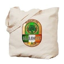 Flanagan's Irish Pub Tote Bag
