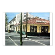 Railroad Station Postcards (Package of 8)