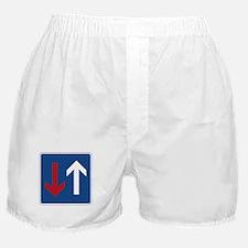 Two Way Boxer Shorts
