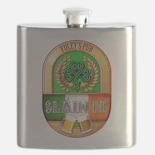 Foley's Irish Pub Flask