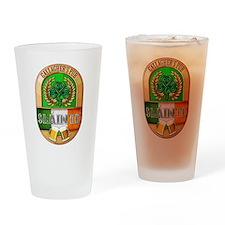 Gallagher's Irish Pub Drinking Glass