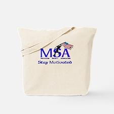 MSA-Today Design Tote Bag
