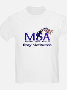 MSA-Today Design T-Shirt