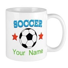 Personalized Soccer Sports Boy Mugs