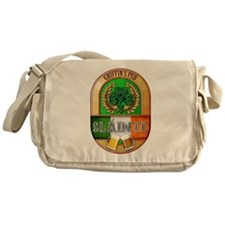 Griffin's Irish Pub Messenger Bag