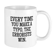 Errorists Mugs
