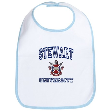STEWART University Bib