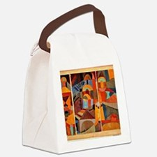 Klee - Temple Gardens Canvas Lunch Bag