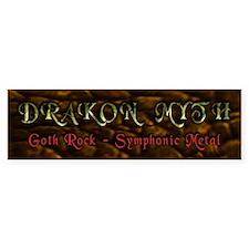 Drakon Myth 10 - Bumper Sticker