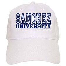 SANCHEZ University Baseball Cap