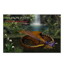 Drakon Myth 03 - Postcards (Package Of 8)
