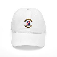 8th Support Battalion w Text Baseball Cap