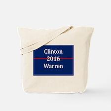 Clinton Warren 2016 Tote Bag